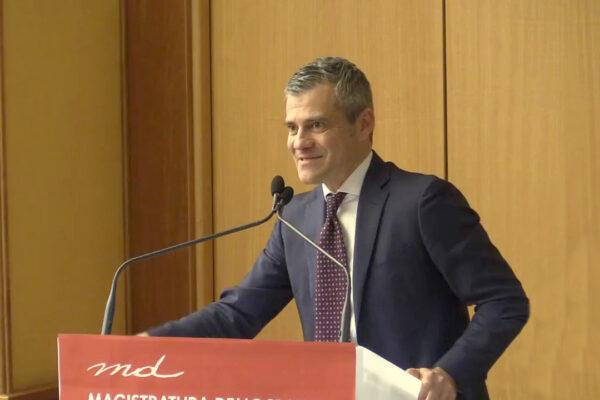 """Intervista a Vittorio Manes: """"L'amnistia servirebbe al di là del Covid…"""""""