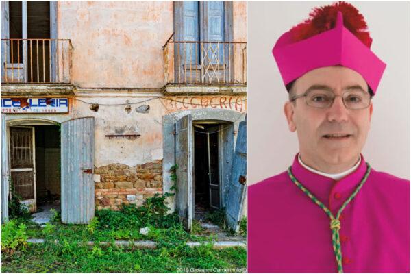 """""""I progetti di sviluppo partano dalle periferie"""", parla l'arcivescovo di Benevento Accrocca"""