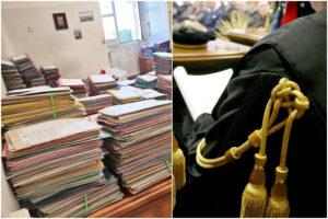 Poco personale e troppi fascicoli, così il Covid ha devastato i Tribunali: l'accusa degli addetti ai lavori