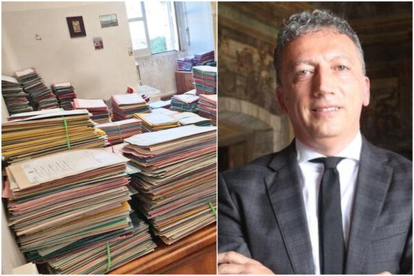 Lo scempio del Giudice di Pace di Napoli: fascicoli abbandonati, pochi magistrati e cancellieri