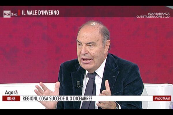 Bruno Vespa e le bufale su Mussolini, Inps e settimana lavorativa andate in onda sulla Rai
