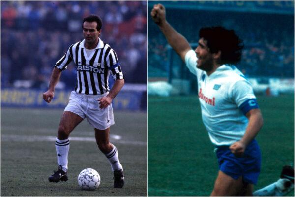 """Cabrini e le parole choc su Maradona: """"Amore di Napoli malato, se Diego avesse giocato nella Juve sarebbe ancora vivo"""""""