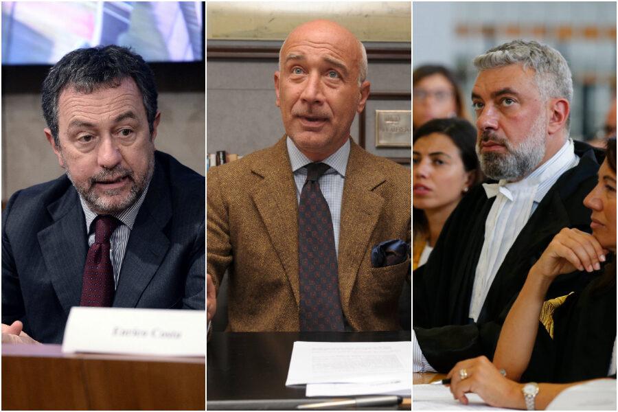 """Processo Consip, Palazzi blocca Romeo: """"Le intercettazioni la scagionano? Non può usarle…"""""""