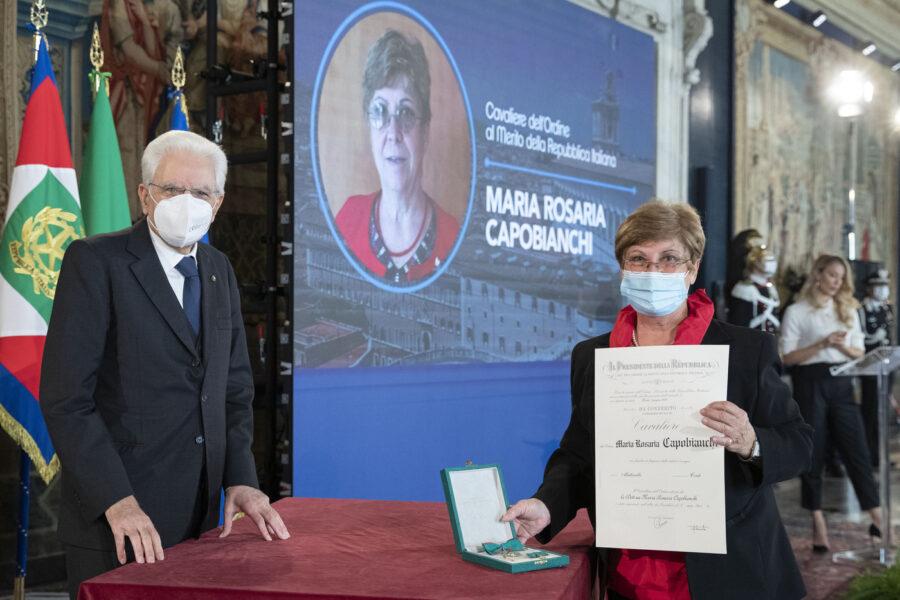 """Maria Rosaria Capobianchi, la scienziata napoletana che ha isolato il Covid: """"Vaccino non basterà a far sparire il virus"""""""
