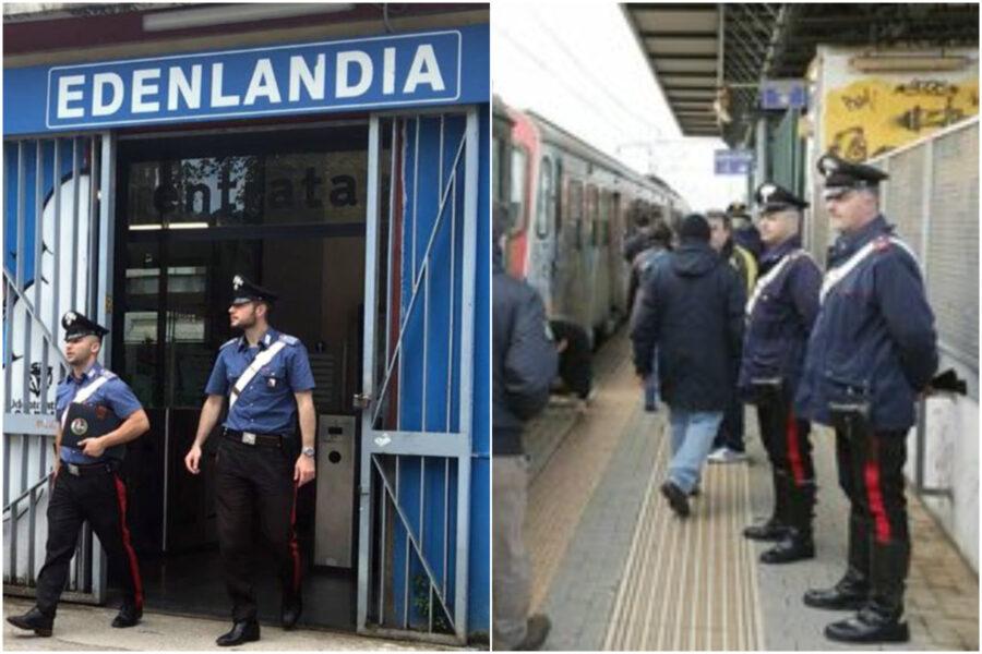 """Naso spaccato e mano presa a morsi, è libero l'aggressore del carabiniere: """"Chi indossa divisa va tutelato economicamente"""""""