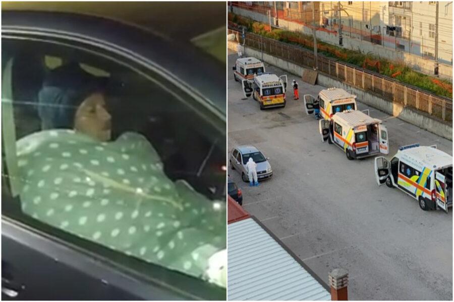 """Giallo Campania, gli ispettori visitano gli ospedali e 4 pazienti muoiono in ambulanza: """"Posti letto in Chiesa"""""""