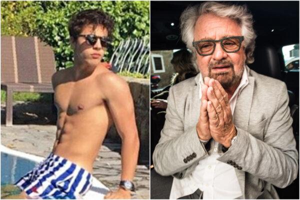 Violenza sessuale con gli amici, il figlio di Beppe Grillo verso il rinvio a giudizio