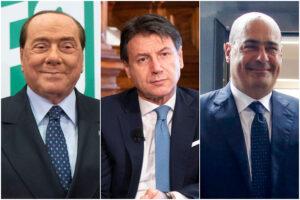 """Il Pd insiste: """"Forza Italia entri nel governo"""", Conte all'angolo"""