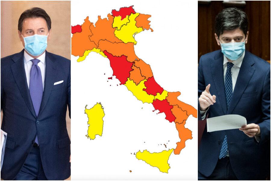 Lombardia, Piemonte e Sicilia in zona arancione: cosa cambia per i cittadini