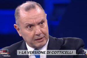 """Cotticelli, la strana intervista 'riparatrice' dopo il caso Calabria: """"Ero in stato confusionale, non connettevo"""""""
