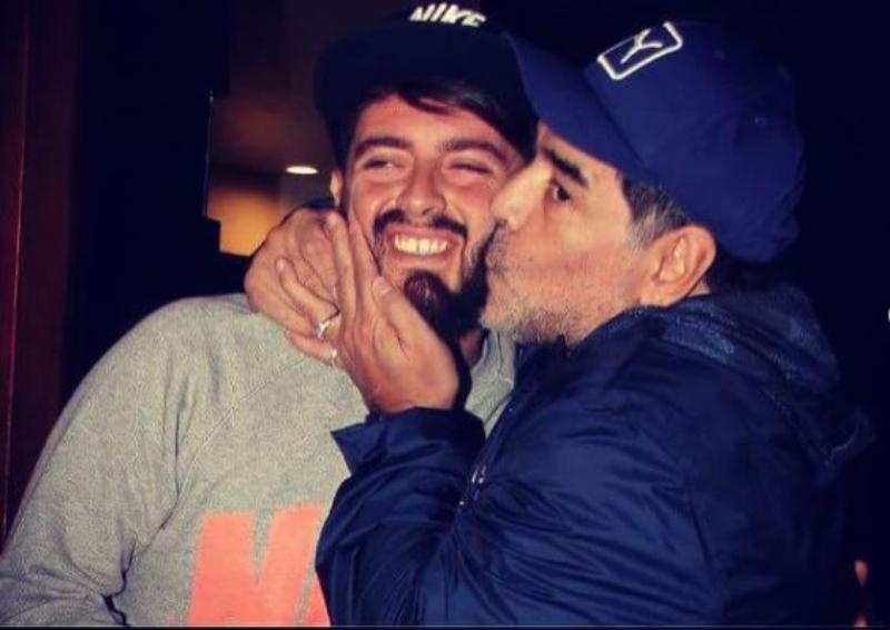 Foto da Instagram (Diego Armando Maradona Junior)