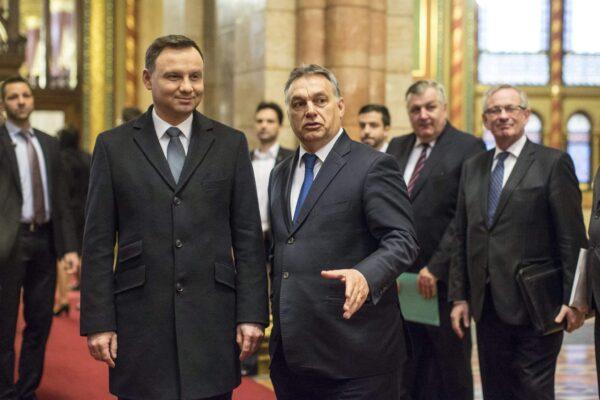 Fondi pandemia, rischio stallo per l'ira di Polonia e Ungheria
