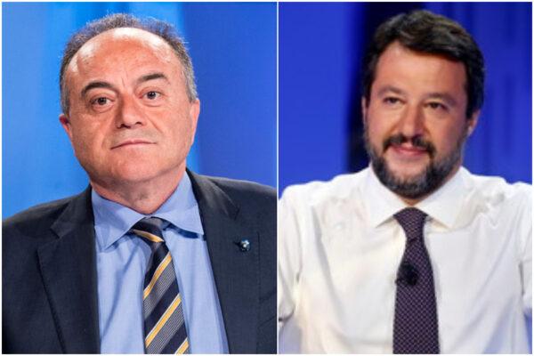 Gratteri e quel tintinnio di manette che piace a Salvini…