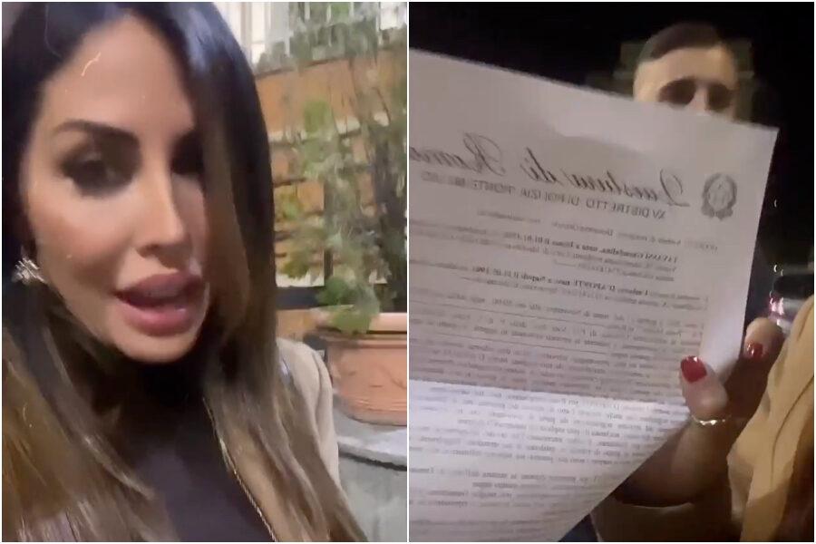 """Hackerato il telefono di Guendalina Tavassi, diffusi video intimi. L'avvocato: """"È un reato"""""""