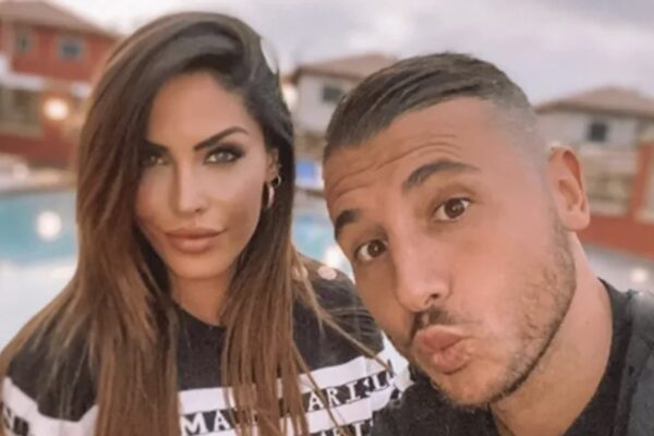Chi è Umberto D'Aponte, marito della showgirl Guendalina Tavassi a cui hanno rubato video intimi