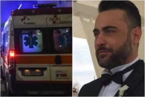 Napoli, schianto auto-moto sotto la pioggia: Francesco muore a 36 anni