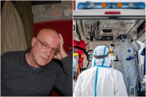 """Infermiere ritorna in trincea a 75 anni e muore di coronavirus: """"Alfonso eroe di questa pandemia"""""""