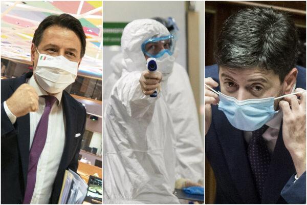 """Napoli, il Governo nega il collasso e manda in guerra medici e infermieri: """"Non ci meritate come soldati"""""""