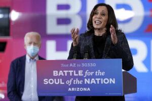 Presidenziali Usa, ha vinto Kamala e Biden sarà il suo vice