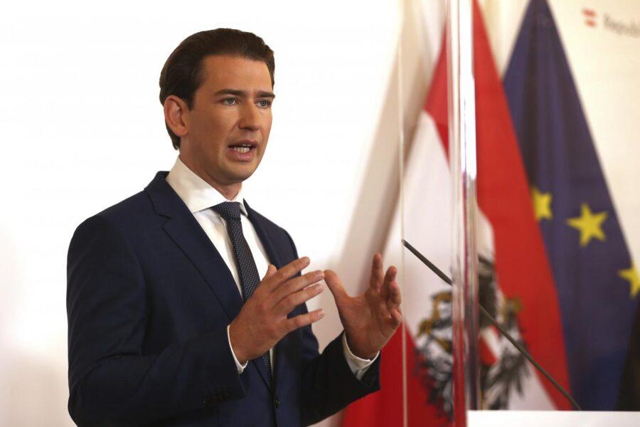 """L'Austria sceglie la linea dura dopo l'attentato di Vienna: """"Istituiremo il reato diIslam politico"""""""