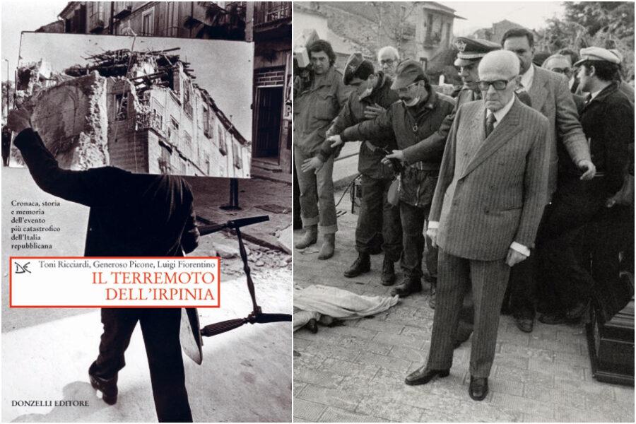 Terremoto dell'Irpinia quarant'anni dopo: Ricciardi, Picone, Fiorentino e un'altra prospettiva