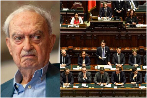 """Intervista ad Emanuele Macaluso: """"Governo non all'altezza ma non ci sono alternative"""""""