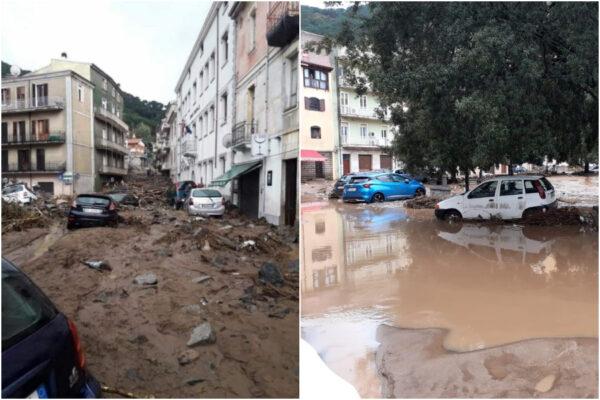 Maltempo killer in Sardegna: tre morti e un disperso per l'alluvione nel Nuorese