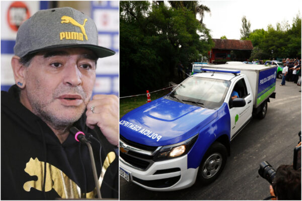 """Maradona, il giallo sulle ultime ore di vita: infermiera """"obbligata"""" a dichiarare di averlo controllato"""