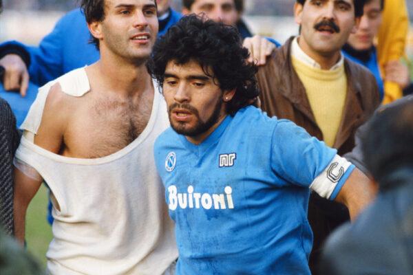 """""""Diego ha ridato dignità a Napoli, per questo la città lo piange"""", intervista a Clemente Mastella"""
