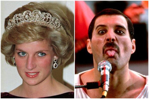 Lady Diana con Freddy Mercury in un locale gay di Londra: quando la principessa si travestì da uomo per uscire con The Queen