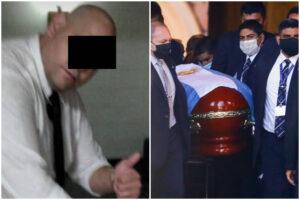 """""""Il becchino di Maradona è stato ucciso"""": la fake news che rimbalza sui social"""