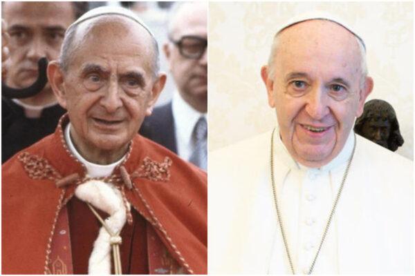 """Papa Francesco sulle orme di Paolo VI: """"Addio al celibato? Meglio morto"""""""