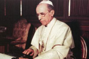 Storia d'Italia, 1958: dall'affermazione della Dc alla morte di Papa Pacelli