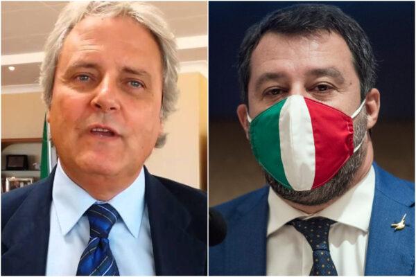 Chi è Pellegrino Mancini, il professore indicato da Salvini come commissario in Calabria (a sua insaputa)
