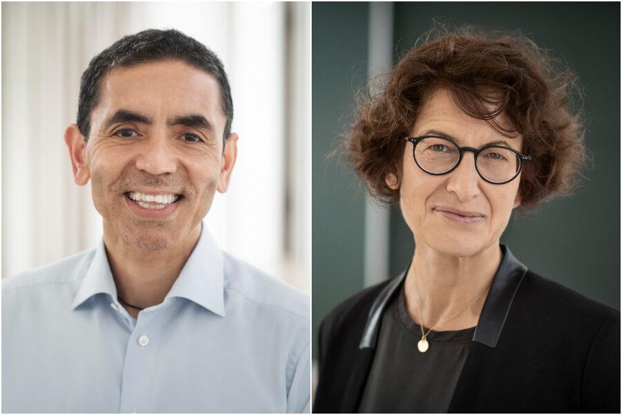 Gli eroi del virus, coppia di ricercatori migranti dietro il successo del vaccino Pfizer