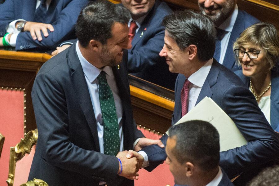 Salvini è il miglior alleato di Conte: è evidente che non potrà mai guidare il Paese in una fase come questa