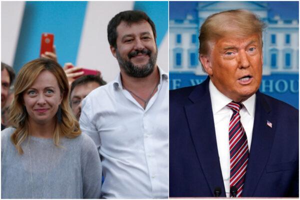 Dopo la caduta di Trump che fine faranno i populisti italiani?