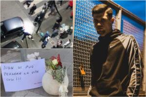 """""""Ci sta sfidando, accosta"""", Simone ucciso mentre difende l'amico: la confessione dei tre aggressori"""