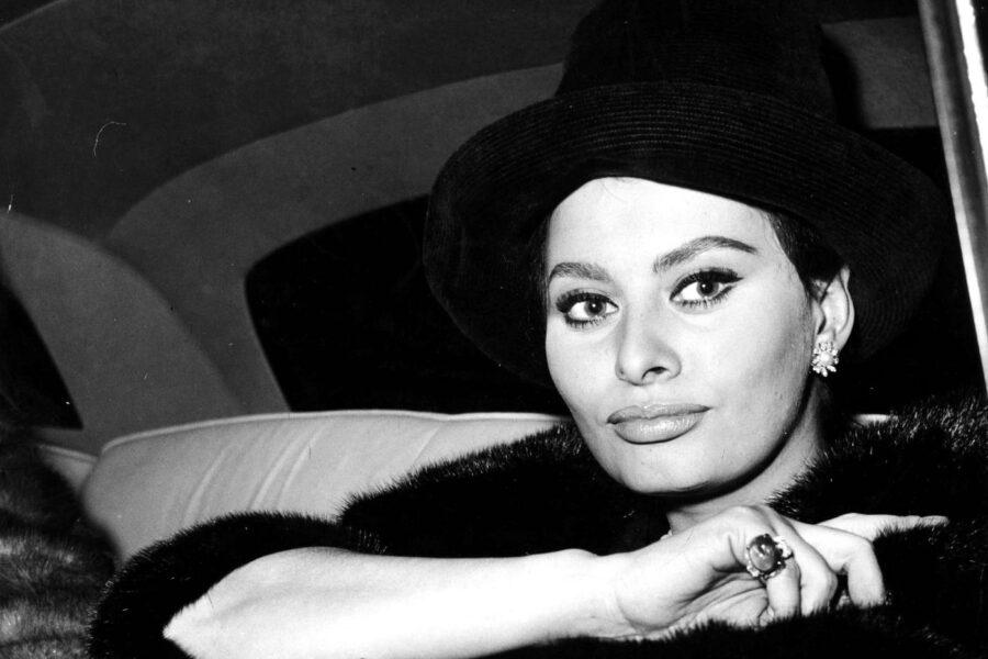 Portandomi dentro questa magia, le stagioni di Sophia Loren
