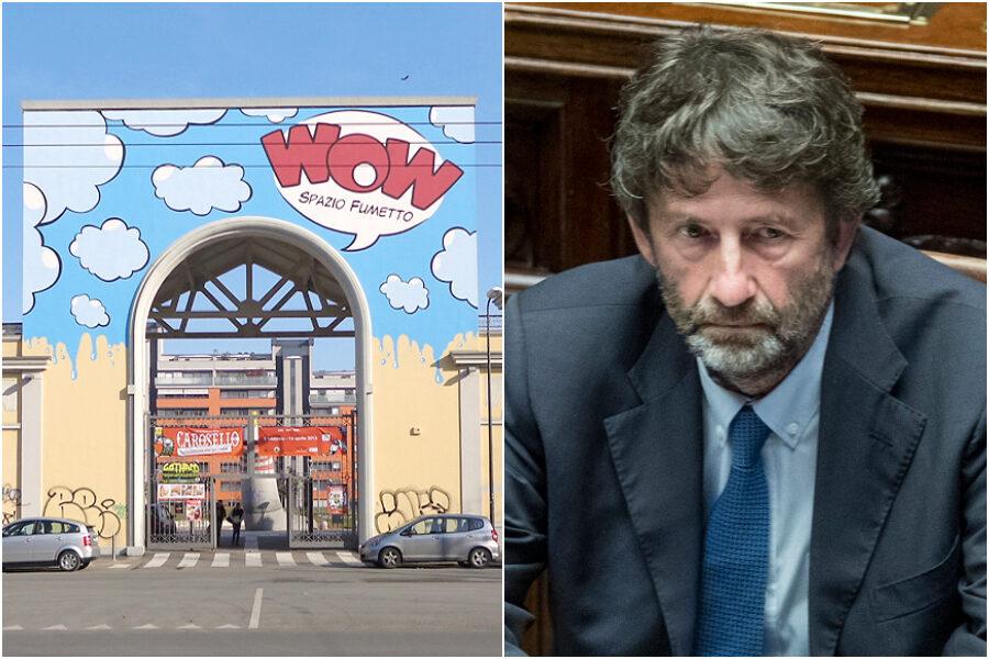 Per Franceschini i fumetti non sono cultura, a rischio il museo Wow di Milano