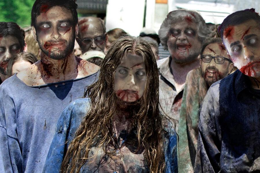 Stati Generali del M5S, i grillini sono zombie e non lo sanno