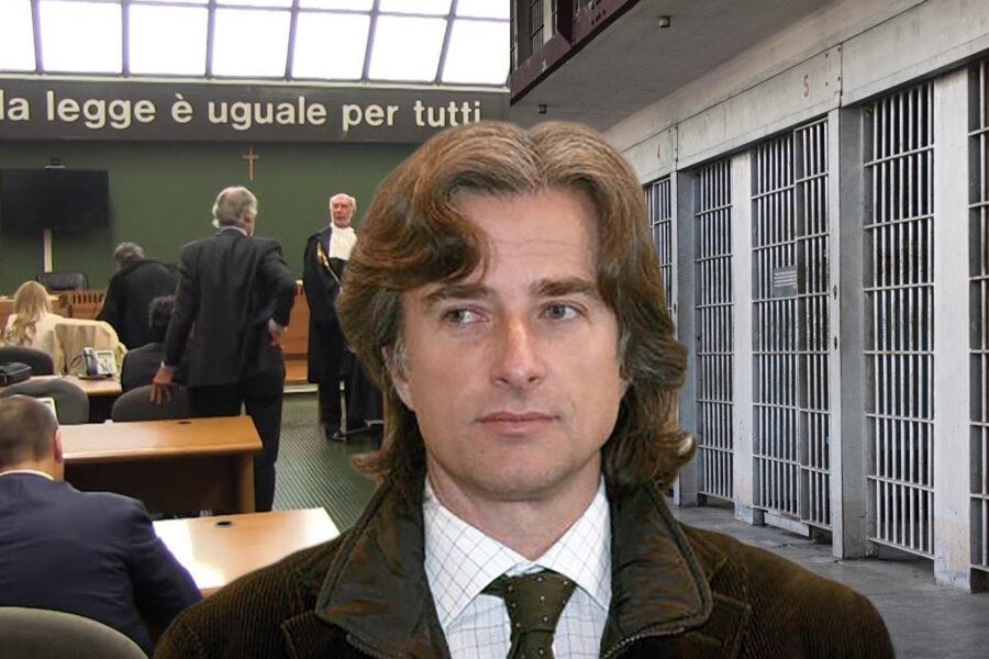 """""""Tribunali e prigioni in tilt, ecco come sbloccarli"""", la proposta del giudice Morello"""