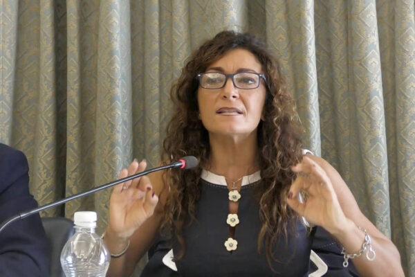 """Lina Lucci: """"Io sindaco? Per ora mi godo l'assoluzione…"""""""