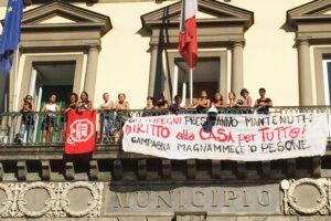 Napoli, senza servizi e con tagli alla burocrazia addio crescita