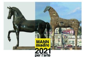 Mann e Madre, un patto per l'arte e per la città: i due musei salutano il 2020 con proiezioni sui portoni