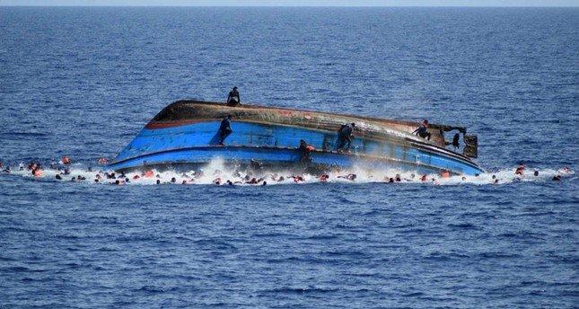 Naufragio migranti nel Mediterraneo, almeno 20 morti e decine di dispersi
