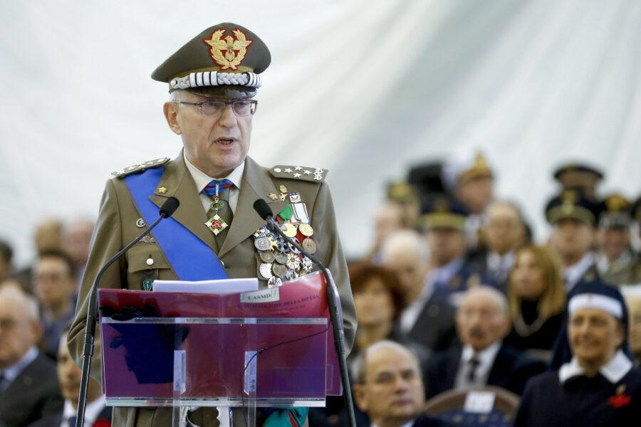 """Intervista al generale Claudio Graziano: """"Ad un'Europa forte serve una difesa forte"""""""