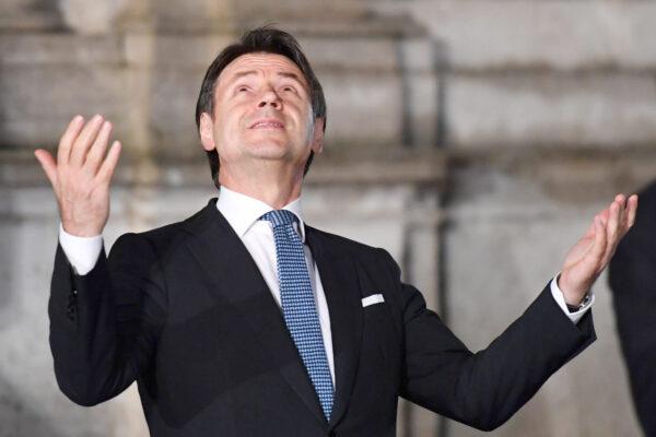 Conte non si può criticare, anche se l'Italia è in stallo…