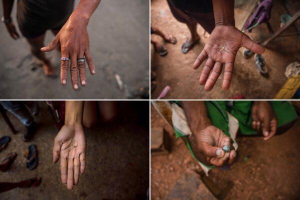 Trovano oggetti preziosi in spiaggia e salvano il villaggio dalla miseria: storia del misterioso tesoro portato dal mare