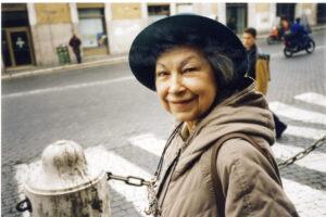 Storia di Lidia Menapace: partigiana, pacifista e femminista